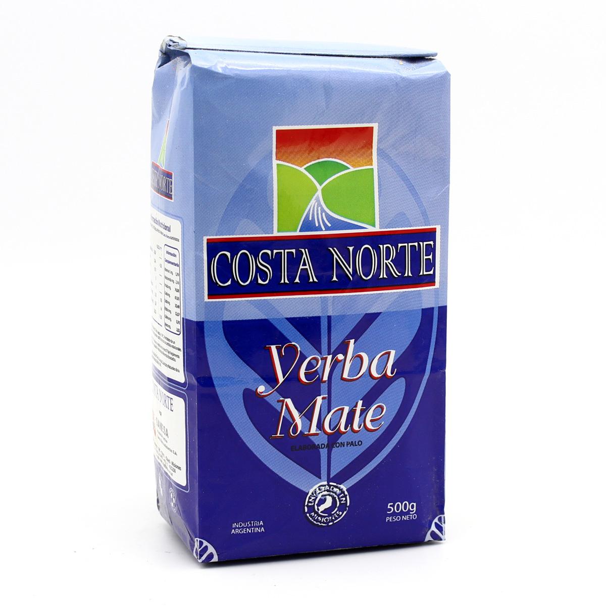 Мате Costa Norte (неочищенный)