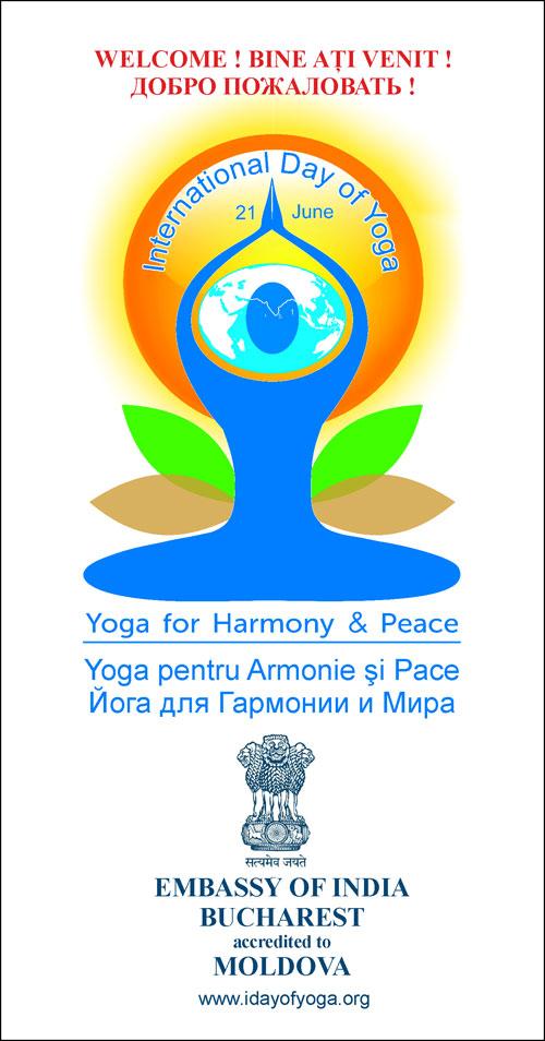 21 Июня Всемирный День Йоги! / 21 Iunie Ziua Mondială a Yoga!