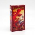 Таро Драконов (78 карт, брошюра)
