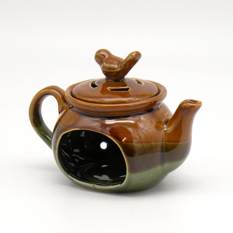 Аромалампа, керамика, чайник
