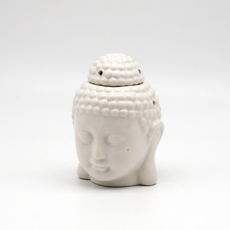 Аромалампа керамика голова Будды