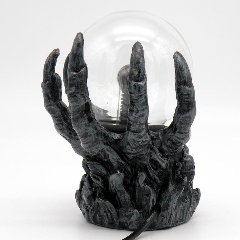 Светильник плазменный шар (шаровидная плазменная лампа)