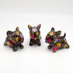 Собачка копилка, керамика, 2018 – год собаки