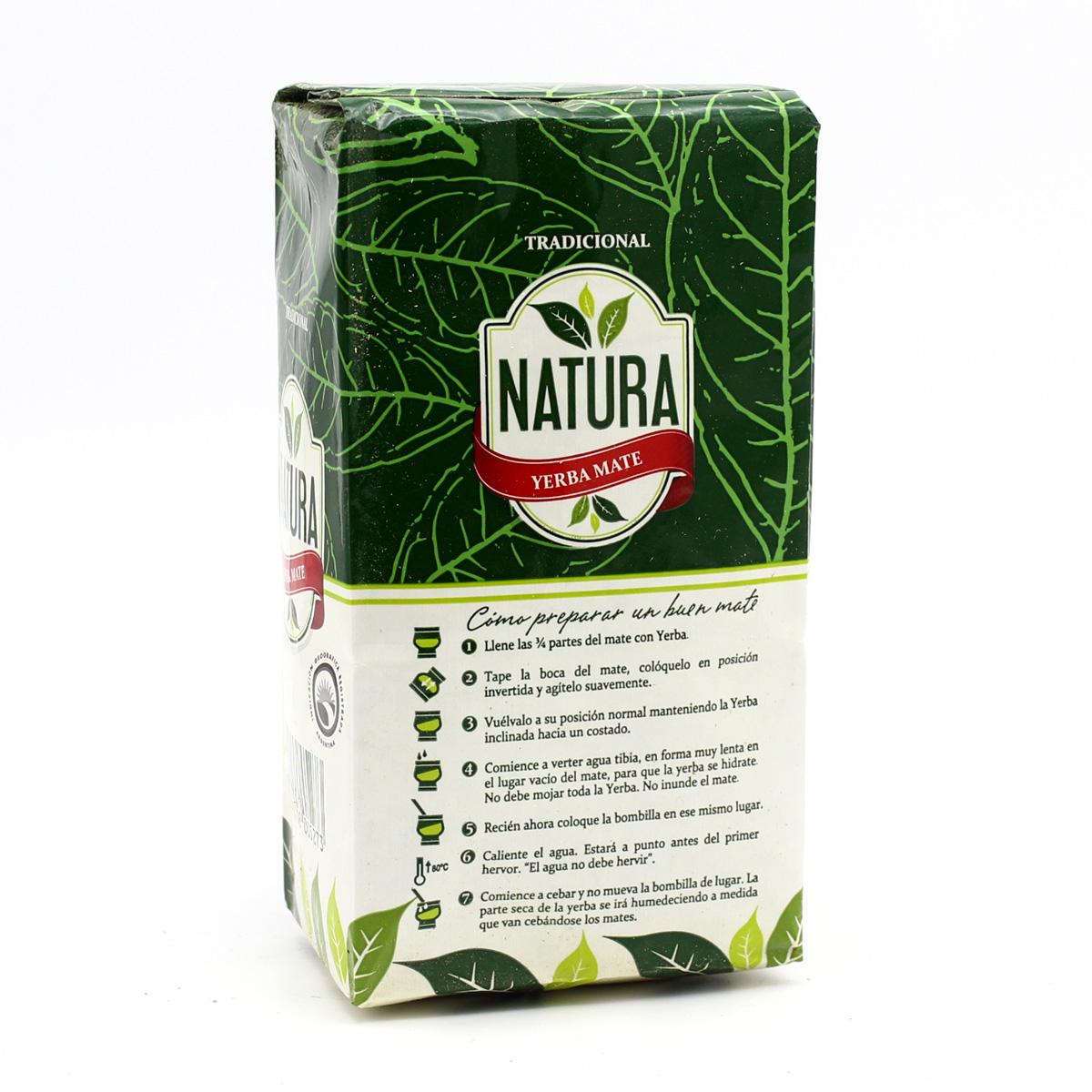 Мате Natura Tradicional (неочищенный)