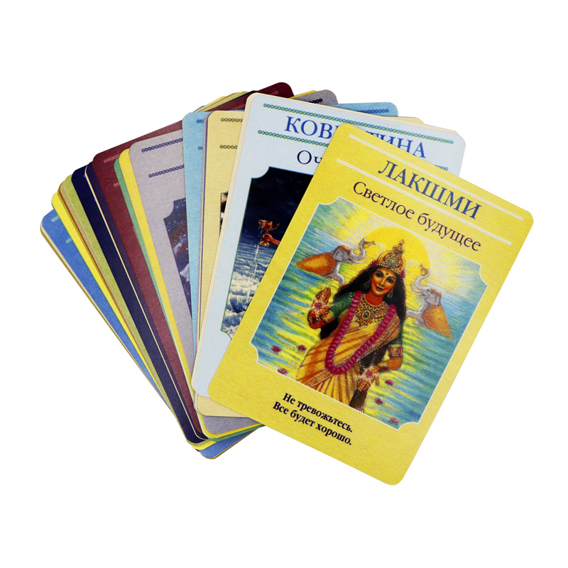 Таро Дорин Вирче: Магические послания богинь (44 карты + инструкция)