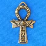 Амулет N 03 - Египетский КРЕСТ ЖИЗНИ «ANCH»