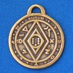 Амулет N 04 - Магический ПЕНТАКЛЬ СОЛОМОНА «БОГАТСТВО»