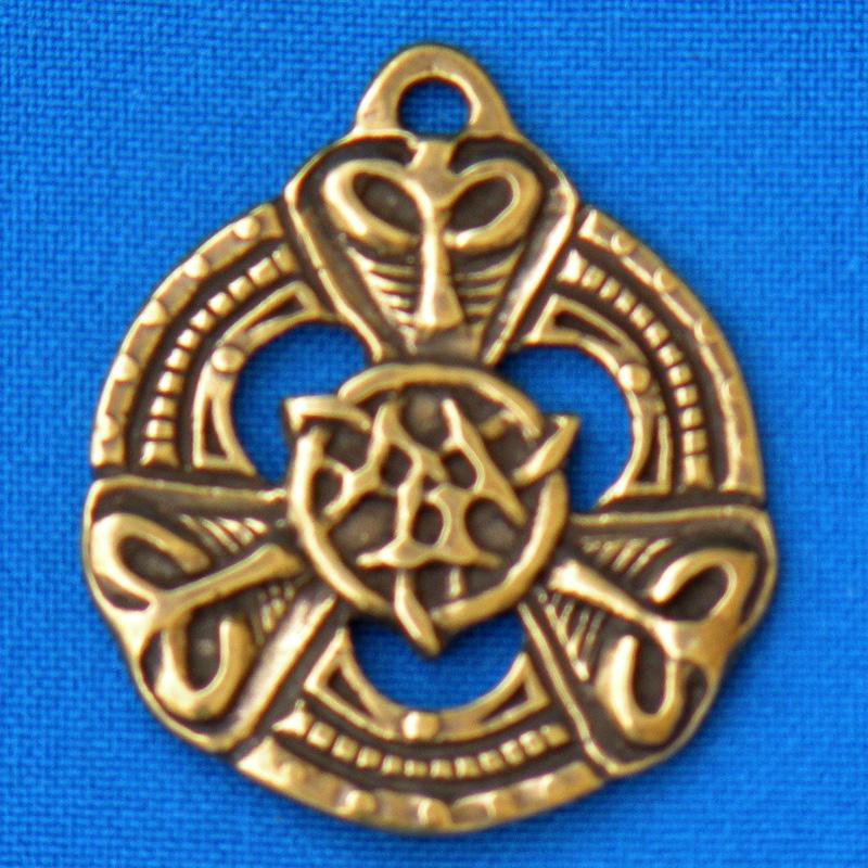 Амулет N 43 - Кельтский TRISKEL