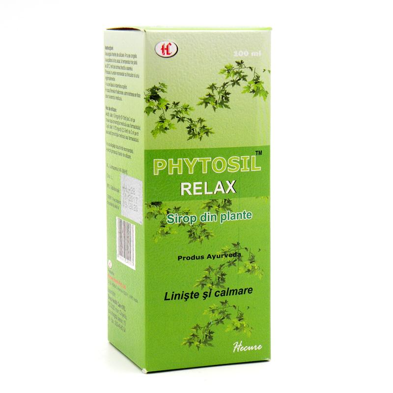 Фитосил Релакс, травяной сироп, 100 мл.