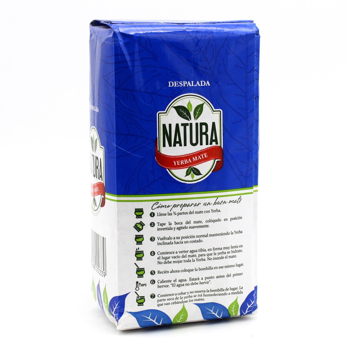Мате Natura Despalada (очищенный от веточек и стеблей)