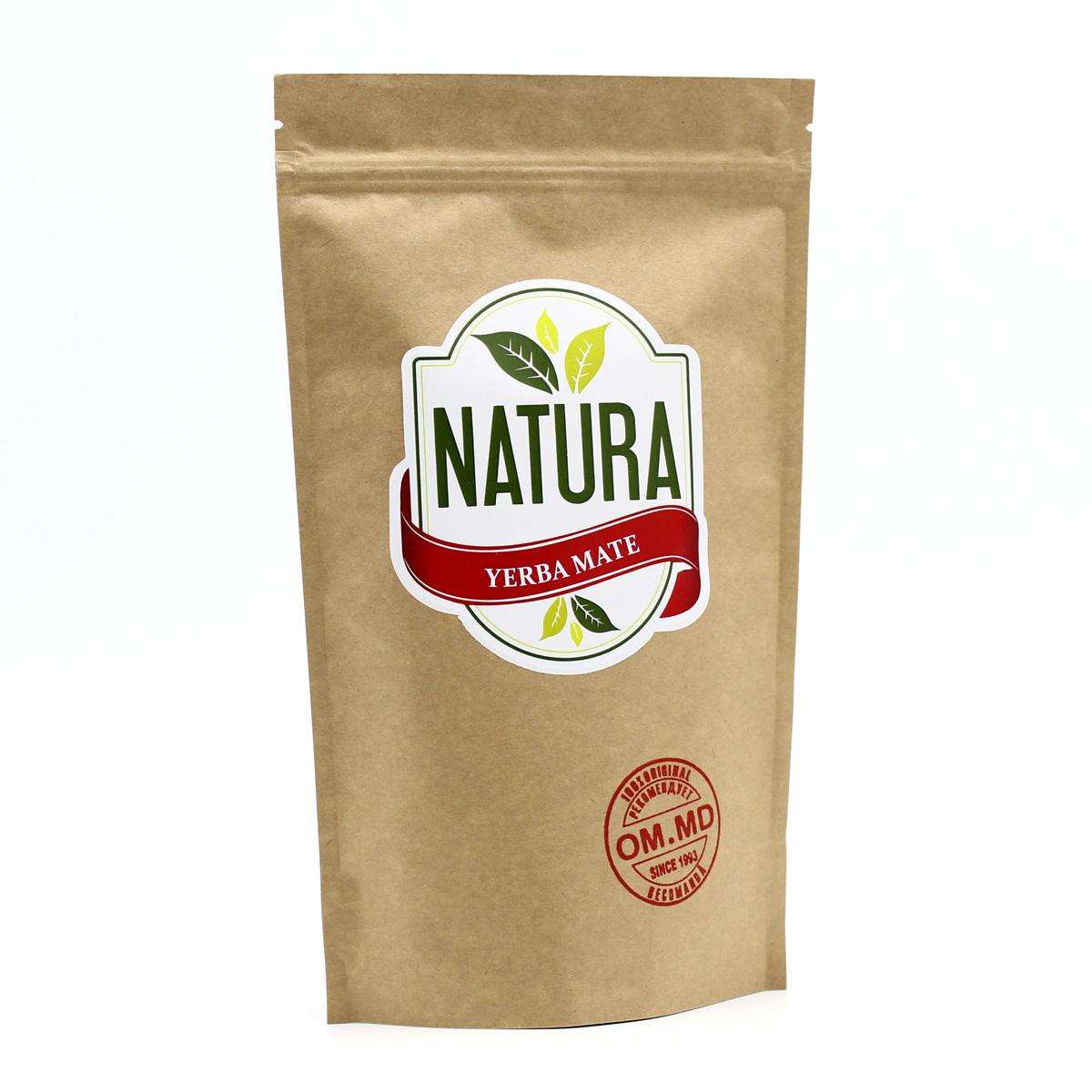 Mate Natura Hierbas Serranas (с мятой) (с малым содержанием пыли и стеблей)