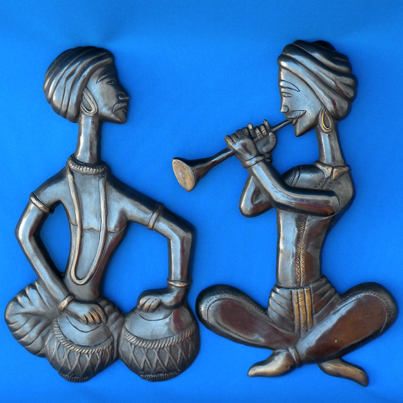 Пара музыкантов