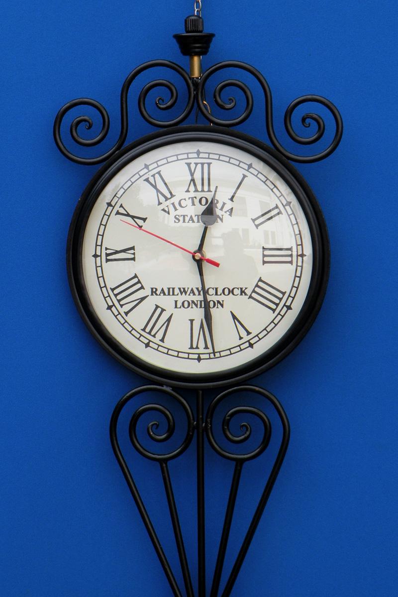 Английские часы, настенные, Victoria Station