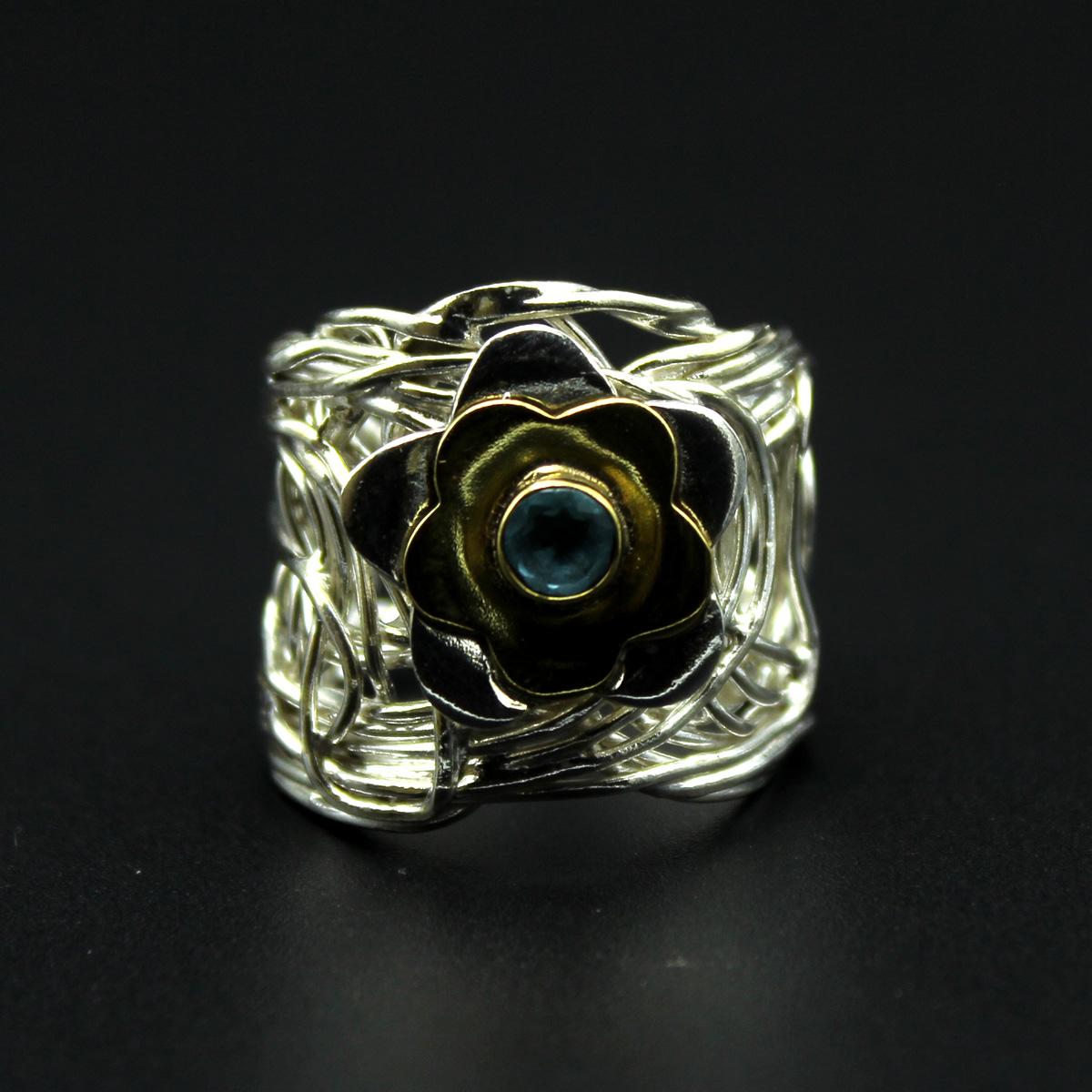Кольцо, серебро, 8.72 грамм, проба 925, размер 16.5