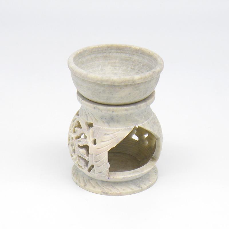 Аромалампа из камня