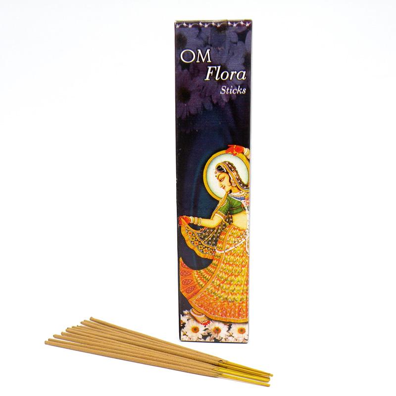 OM Flora Srevani благовония на бамбуковой основе