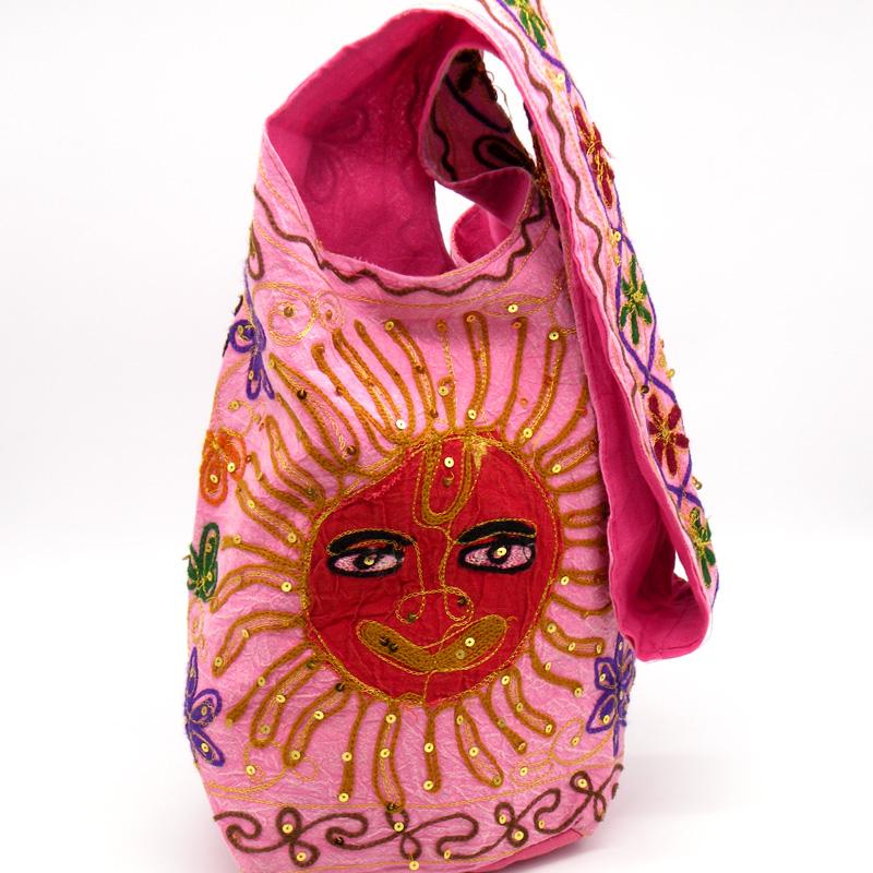 Индийская сумка женская