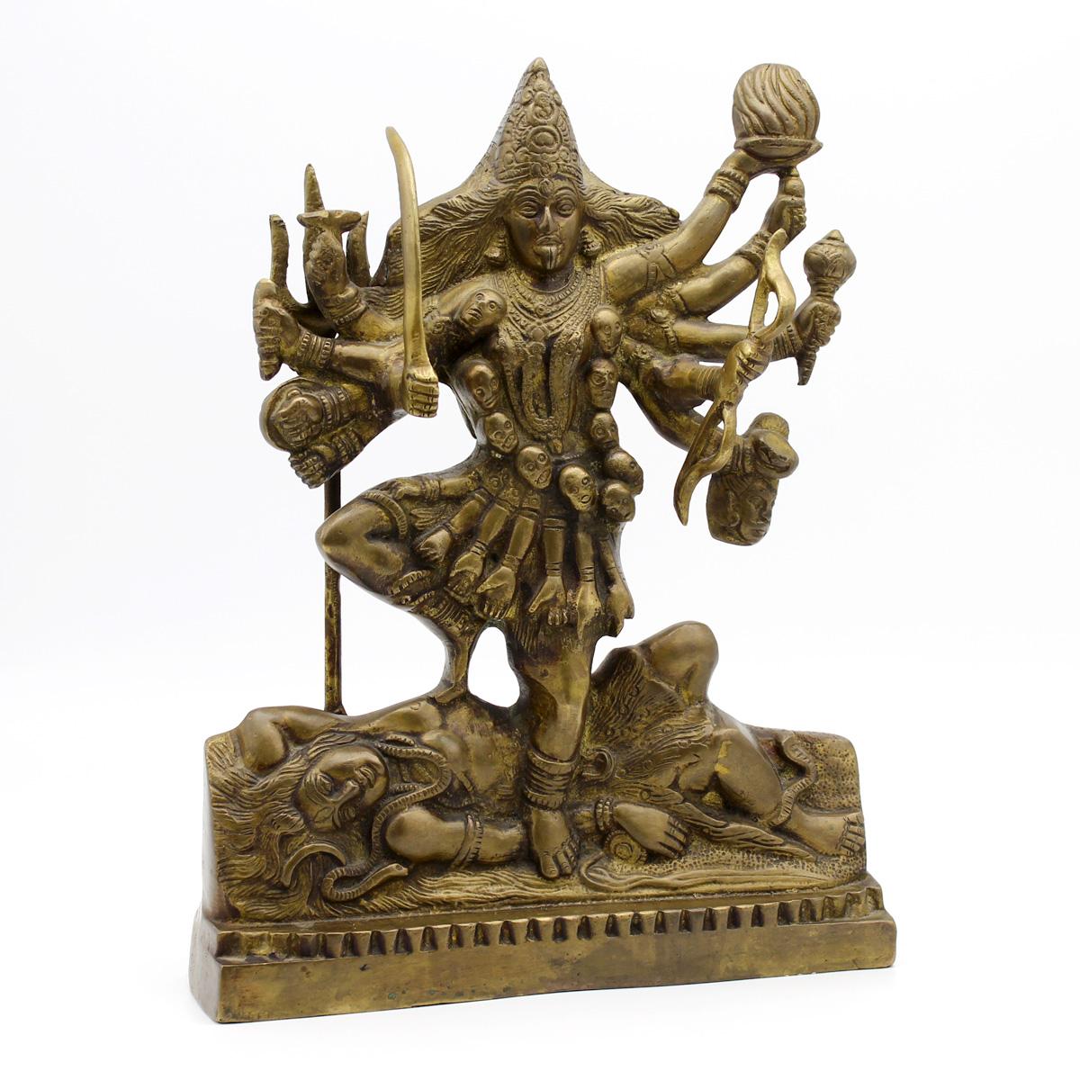 Богиня Кали, бронза