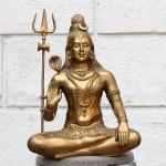 Бог Шива, бронза