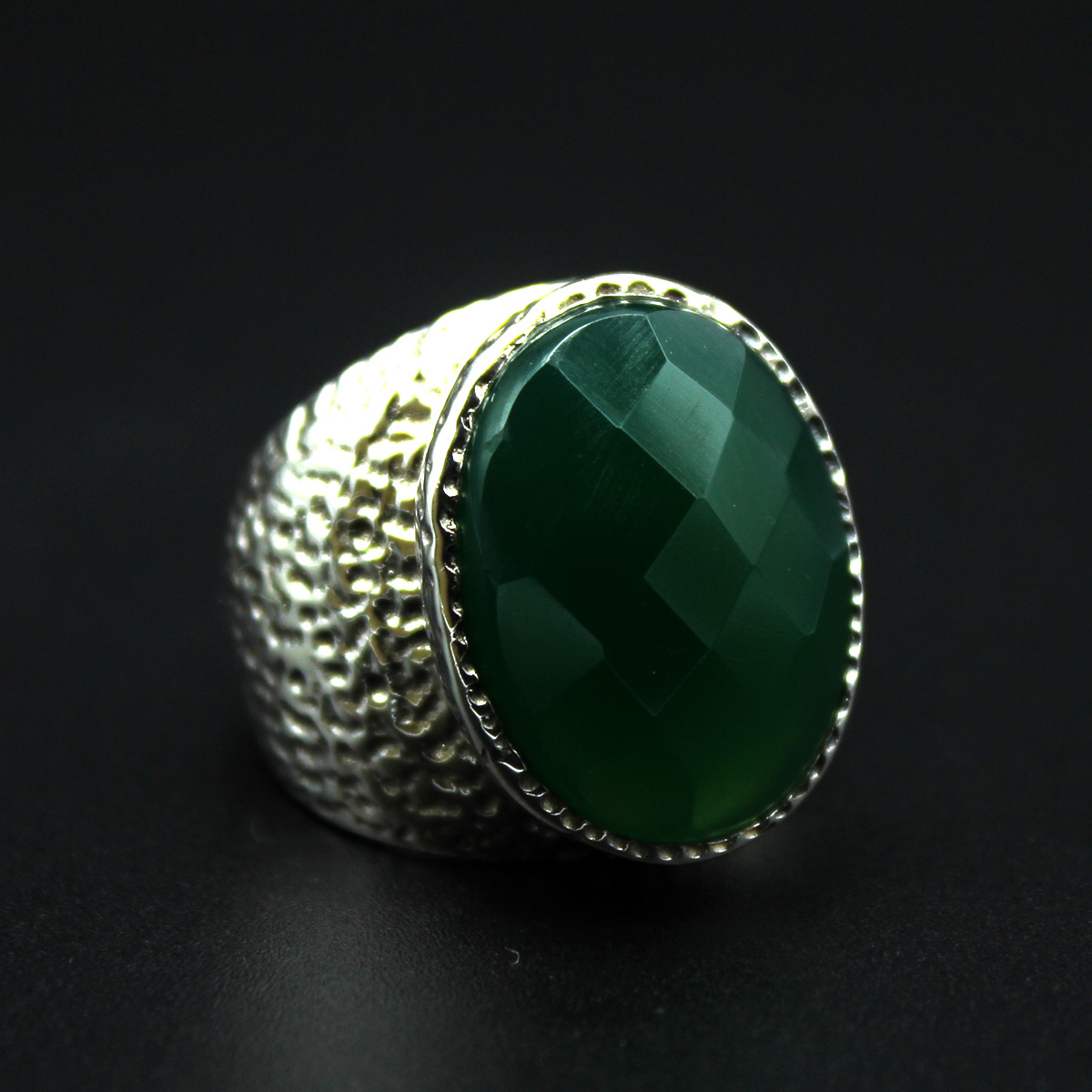 Кольцо, серебро, натуральный камень, 14.53 грамм, проба 925, размер 17