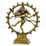 Бог Шива Натараджа (господин танца), бронза
