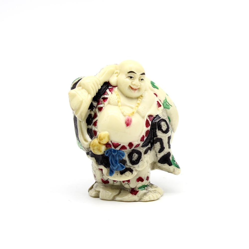 Хотей (Смеющийся Будда), кость