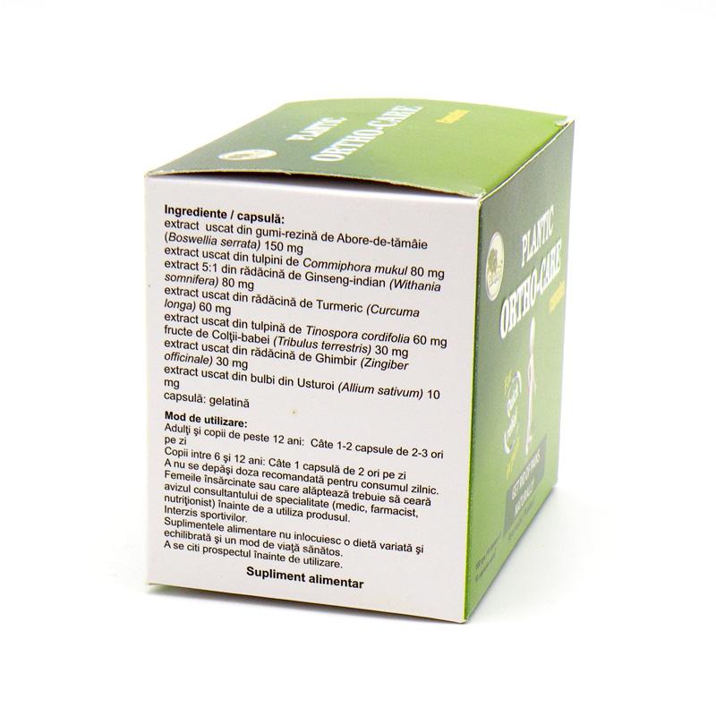 Плантик Орто-Кэйр, капсулы на растительной основе - здоровые суставы