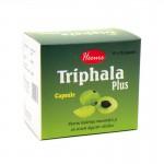 Трифала Плюс, капсулы на растительной основе, для здоровья пищеварительной системы