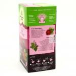 Organic India, аюрведический чай Туласи Сладкая Роза (Tulsi Sweet Rose), без кофеина, 25 пакетиков