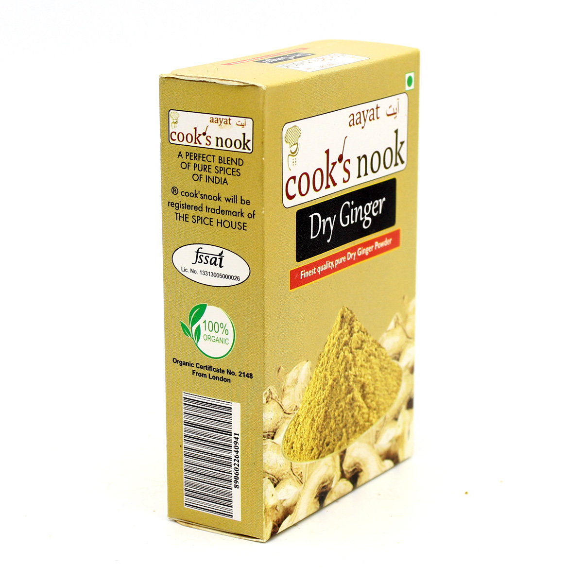 Сухой имбирь Dry Ginger порошок-приправа 50 г