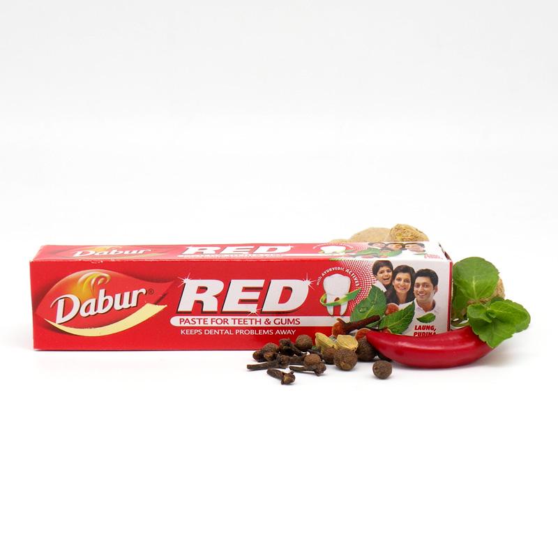 Dabur RED - аюрведическая зубная паста