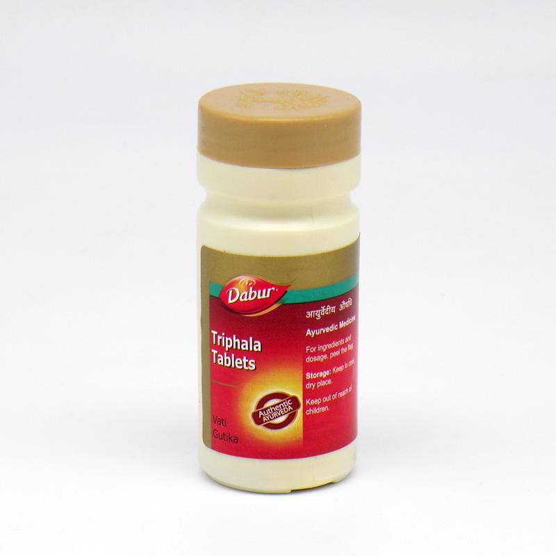 Аюрведический препарат Трифала Гугул (Triphala Guggulu)