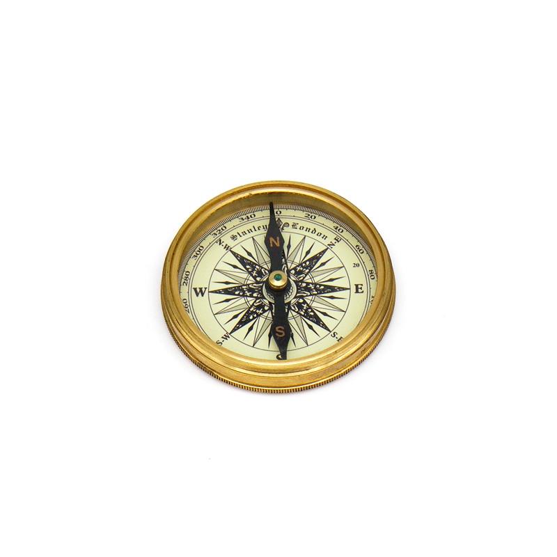 Английский компас, карманный, Stanly London
