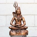 Бог Шива, силумин