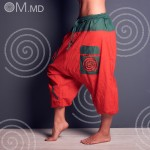 Штаны для йоги, унисе́кс