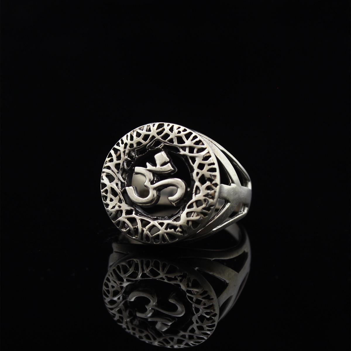 Кольцо, серебро, 5.29 г, проба 875, размер 18