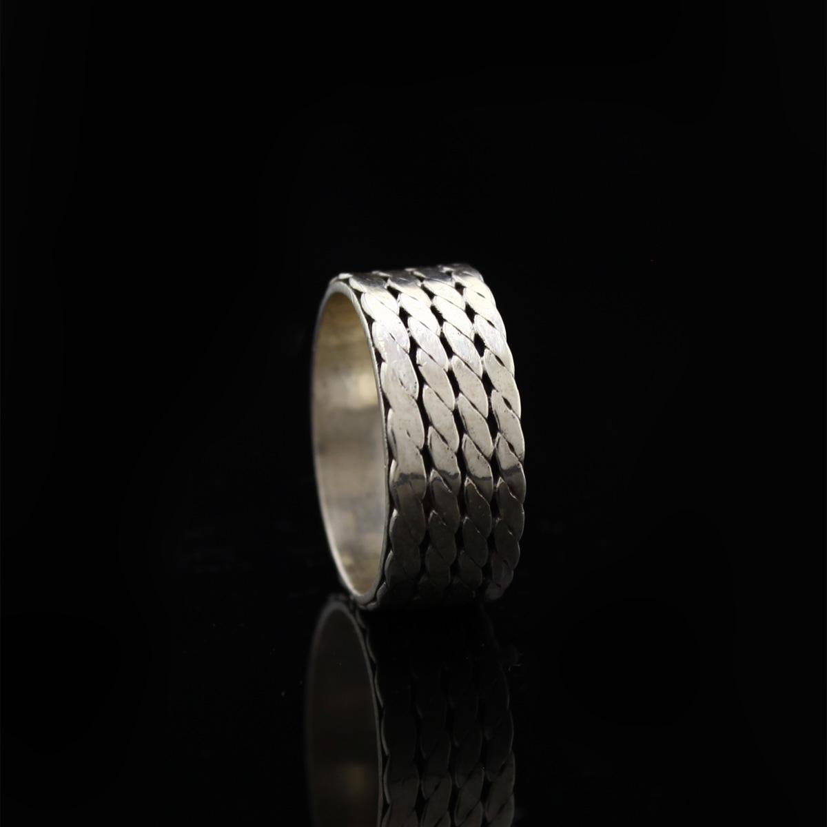 Кольцо, серебро, 6.99 г, проба 875, размер 18