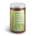 Гречишный чай 390 г, гранулы (Tartary Buckwheat Tea) (Soba Cha яп.) (Memil-Cha кор.)